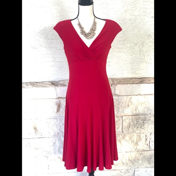 Casual A-line, Silhouette Dress